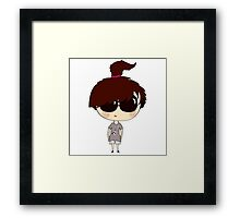me&vacations /Agat/ Framed Print