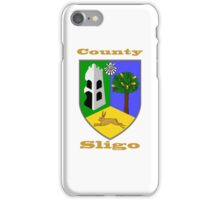 County Sligo Coat of Arms iPhone Case/Skin