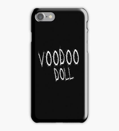 Voodoo Doll. iPhone Case/Skin