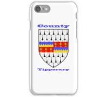 County Tipperary Coat of Arms iPhone Case/Skin