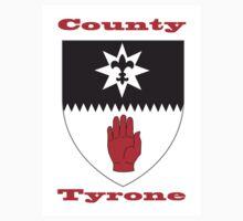 County Tyrone Coat of Arms Kids Tee