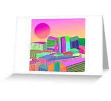 bubblegum utopia  Greeting Card