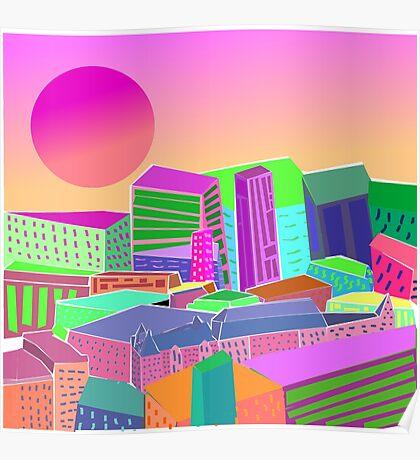 bubblegum utopia  Poster