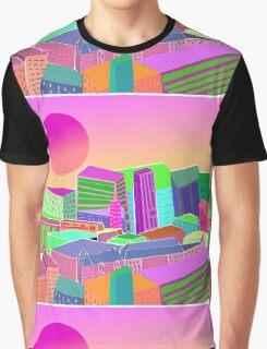 bubblegum utopia  Graphic T-Shirt