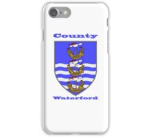 County Waterford Coat of Arms iPhone Case/Skin