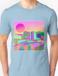 bubblegum utopia  Unisex T-Shirt