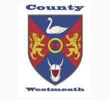 County Westmeath  Coat of Arms Kids Tee