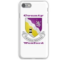 County Wexford Coat of Arms iPhone Case/Skin