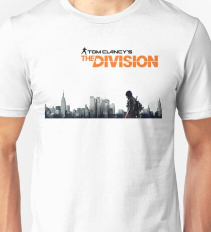 Tom Clancy's The division Unisex T-Shirt