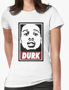 Lil Durk Womens Fitted T-Shirt