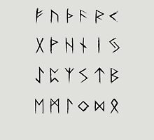 Norse Runes V01 - Black Edition T-Shirt