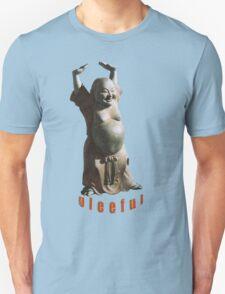 gleeful Buddha T-Shirt