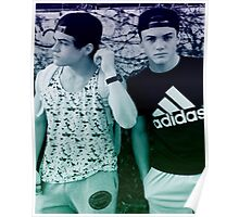 Dolan twins ombre Poster
