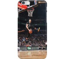 Zach LaVine Slam Dunk Contest 2016 iPhone Case/Skin