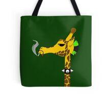 Punk Giraffe Tote Bag