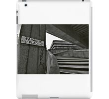 birmingham central library iPad Case/Skin