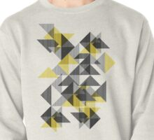 yellow triangle /Agat/ Pullover