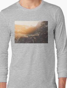 Is this real landscape photography Long Sleeve T-Shirt