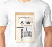 A tenuous affair of emotional solitude Unisex T-Shirt