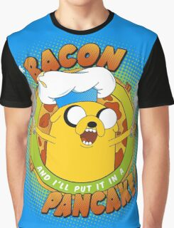 BACON PANCAKE SONG! Graphic T-Shirt
