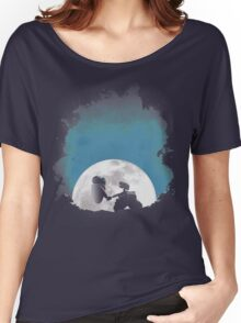 Space Love Women's Relaxed Fit T-Shirt