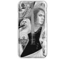 Tribute to Metal iPhone Case/Skin