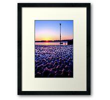 Ballyholme Framed Print