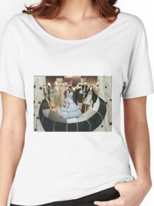 Keira Knightley my work 12 Women's Relaxed Fit T-Shirt