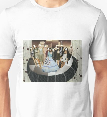 Keira Knightley my work 12 Unisex T-Shirt
