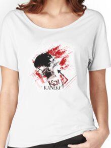 Kaneki Ken Tokyo Ghoul Women's Relaxed Fit T-Shirt