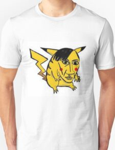 WORST PIKACHU EVER Unisex T-Shirt