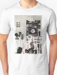 William S. Burroughs my work 13 Unisex T-Shirt
