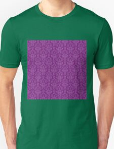 Purple Artwork Unisex T-Shirt