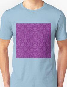Purple Artwork T-Shirt