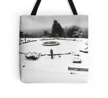 SNOW SCENE 3 Tote Bag