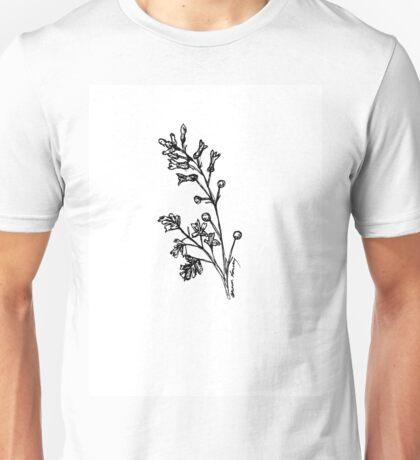 Common Fumitory Unisex T-Shirt