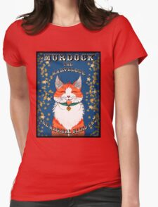 Murdock The Marvelous Womens Fitted T-Shirt