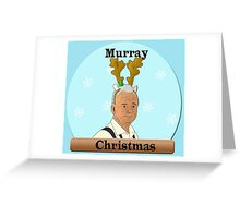 Murray Christmas Greeting Card