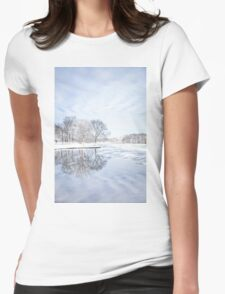 Last Winter's Dream Womens Fitted T-Shirt