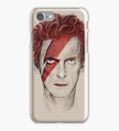 A Doctor Insane. iPhone Case/Skin