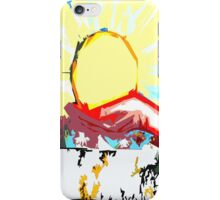 BRINGING IN THE NEW YEAR iPhone Case/Skin