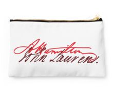 Alex & John Signature With Colors Studio Pouch