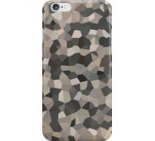 Rubber Crystals 150 iPhone Case/Skin