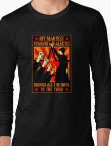 Marxist Long Sleeve T-Shirt