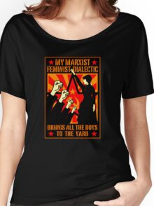 Marxist Women's Relaxed Fit T-Shirt