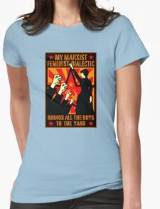 Marxist Womens Fitted T-Shirt