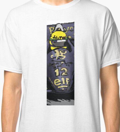 Ayrton SeENNA _ Lotus 98T_2 Classic T-Shirt