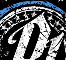 WWE AJ Styles Logo Sticker