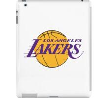 Los Angels Lakers- Logo iPad Case/Skin