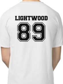 LIGHTWOOD 89 - The Mortal Instruments - Shadowhunters Classic T-Shirt
